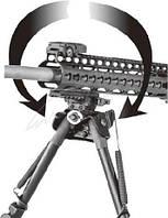 Сошки TipTop S9 Tactical, EZ Pivot, 9-13'', на Picatinny