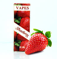 Жидкость для парения VAPES™, Клубника