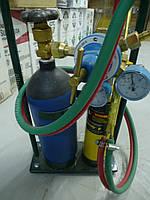 Сварочный пост СП-002 ( кислород 2литра + 1 литр мап или пропан)