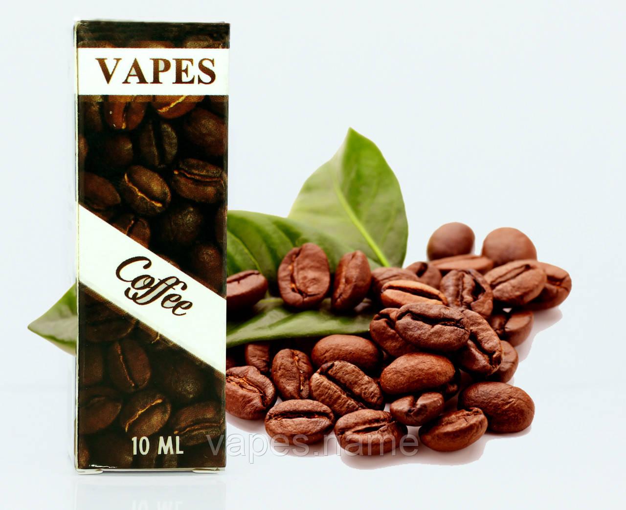 Жидкость для парения VAPES™, Кофе