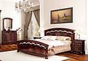 Кровать 160х200 Роселла Люкс с подъемником и каркасом Миро-Марк, фото 6