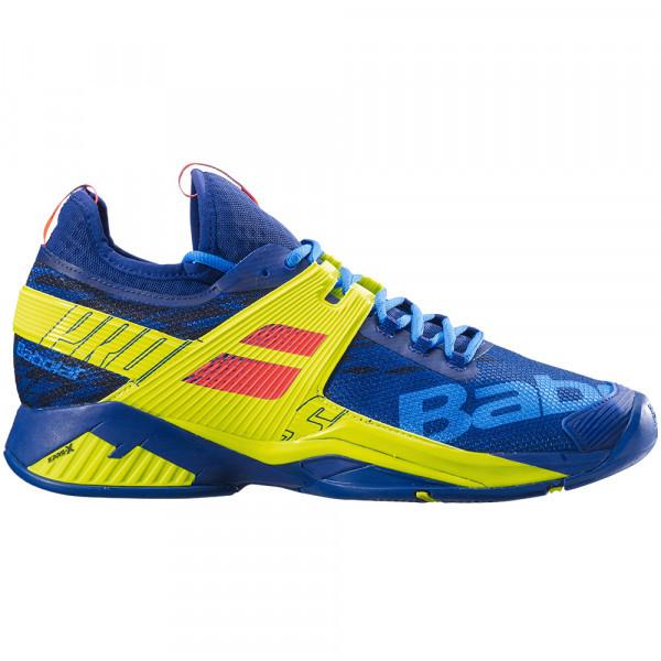 Кроссовки теннисные мужские Babolat PROPULSE RAGE ALL COURT M BLUE FLUO  AERO 30S19769 4043 b271868bba5