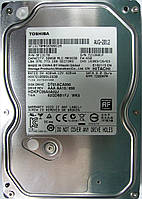 HDD 500GB 7200 SATA3 3.5 Toshiba DT01ACA050 Y21D6B1F, фото 1