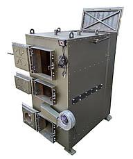 Твердотопливный котел 300 кВт DM-STELLA (двухконтурный), фото 2