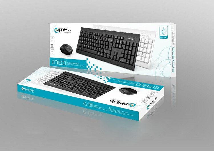 Клавиатура COMBO + радио EM1200