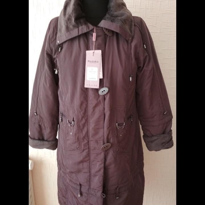 Пальто/куртка женское  размер 50-52