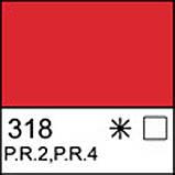 """Краска акварельная """" Белые Ночи """" ЗХК """" Невская Палитра """" кювета , 2,5мл., алая , фото 2"""
