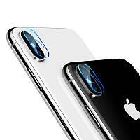 Защитное стекло для камеры Baseus iPhone XS/X/XS Max, 2шт (SGAPIPHX-JT02), фото 1