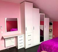 Детская мебель белая глянцевая, фото 1