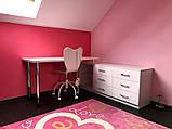 Детская мебель белая глянцевая, фото 3
