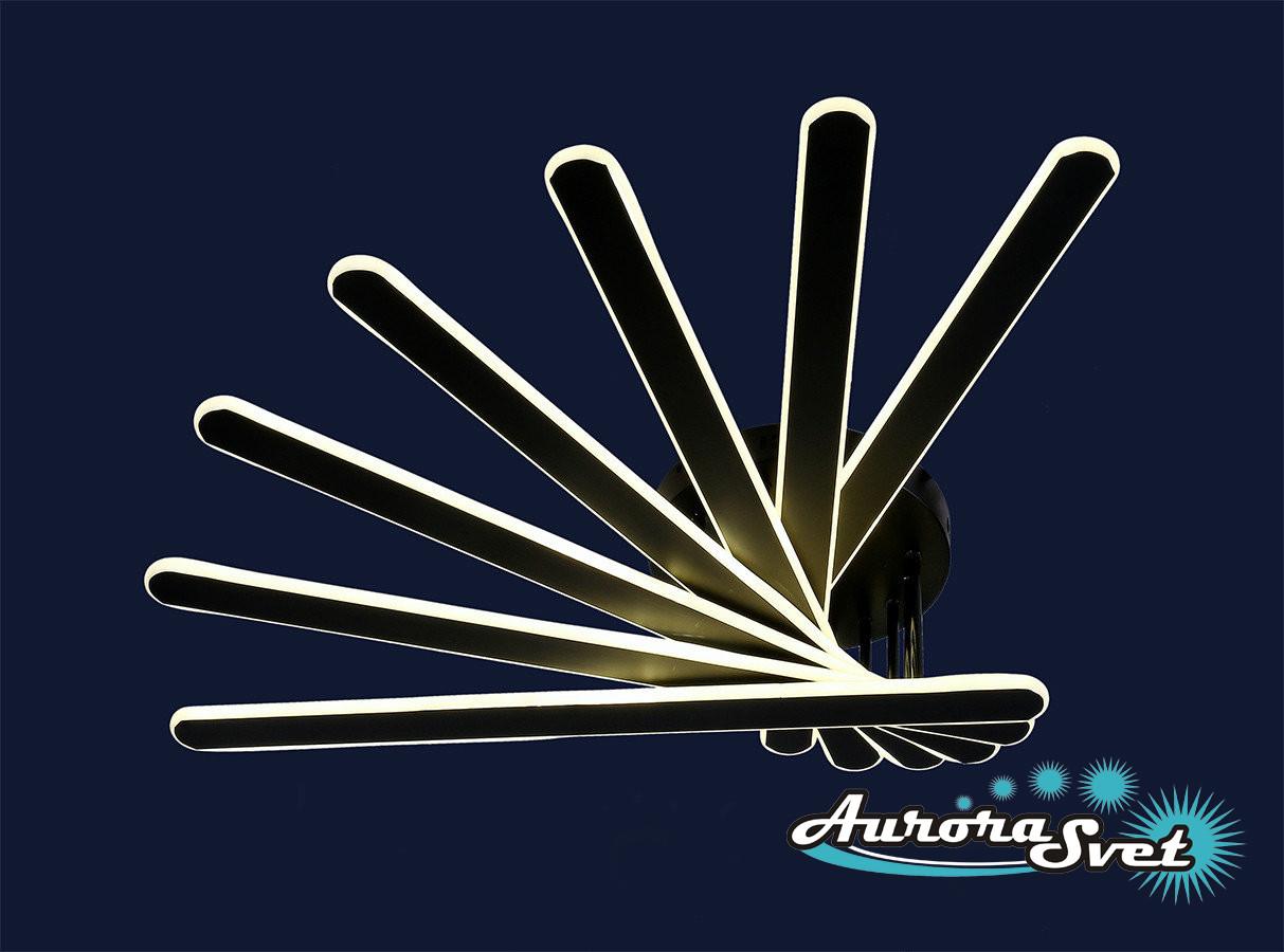 Люстра подвесная AuroraSvet 028. LED светильник люстра. Светодиодный светильник люстра.