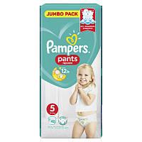 Подгузники-трусики Pants Размер 5 (Junior) 12-17 кг, 48 шт