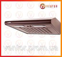 Вытяжка плоская Ventolux ADRIA 50 BK