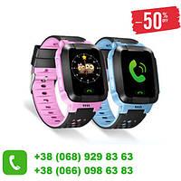 Детские умные часы Smart Baby Watch Q529c GPS