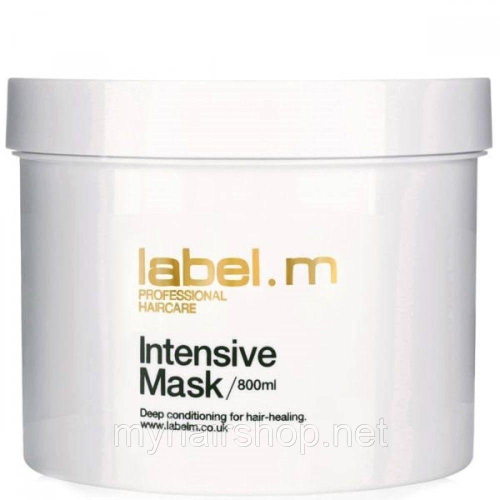 Маска восстанавливающая LABEL.M Intensive Mask 800 мл