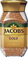 Кава розчинна Jacobs Gold 200 г