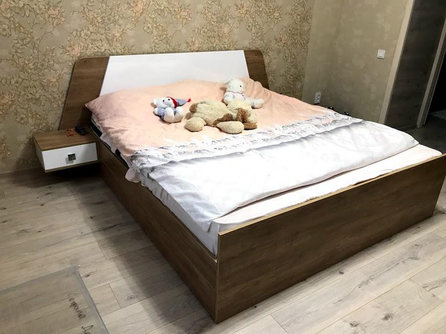 Мебель для спальни кровать, комод, трюмо под заказ