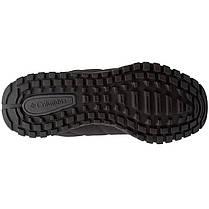 """ОРИГИНАЛ! Зимние кроссовки, ботинки Columbia Fairbanks Omni-Heat """"Black Rusty"""" (Черные), фото 3"""