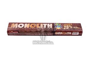 Электроды Монолит - 2 мм х 0,5 кг, (РЦ)