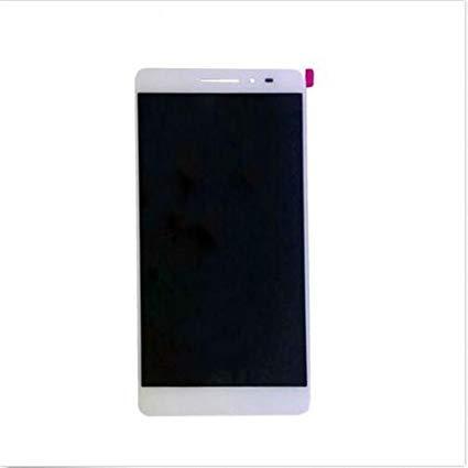 Дисплей для Lenovo PB1-750M LTE Phab с тачскрином белый Оригинал (тестирован)