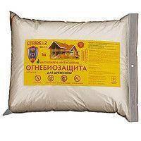 """Огнебиозащита ТМ """"Страж"""" № 2 - пакет 1,0 кг. (сухой концентрат 1:10)"""