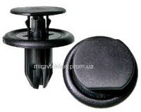 Клипса - крепление решетки и воздушного фильтра, брызговиков Mazda 2, 3, 6, CX-3, CX-5 BGV4-56-145, BGV456145