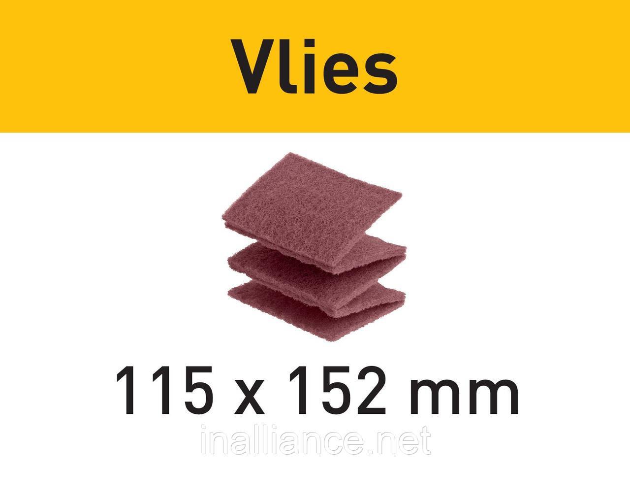 Шлифовальный материал 115x152 FN 320 VL/30 Vlies Festool 497088