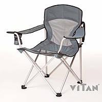 """Кресло Vitan """"Берег"""" (серое), фото 1"""