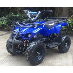 Детский электроквадроцикл  EATV TIGER 800 W BLUE