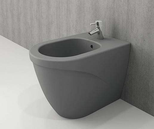Биде керамическое BOCCHI TAORMINA ARCH 1019-006-0120, фото 2