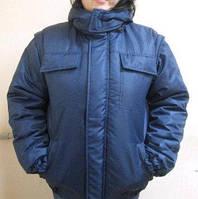 Зимние куртки и бушлаты