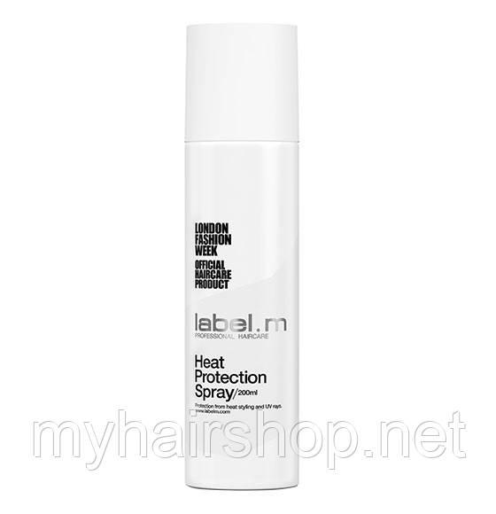"Спрей ""Термозахист"" LABEL.M Create Professional Haircare Heat Protection Spray 200 мл"