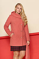 Зимнее женское теплое пальто очень большого размера 64-78.Зимове ... bfb32b694b311