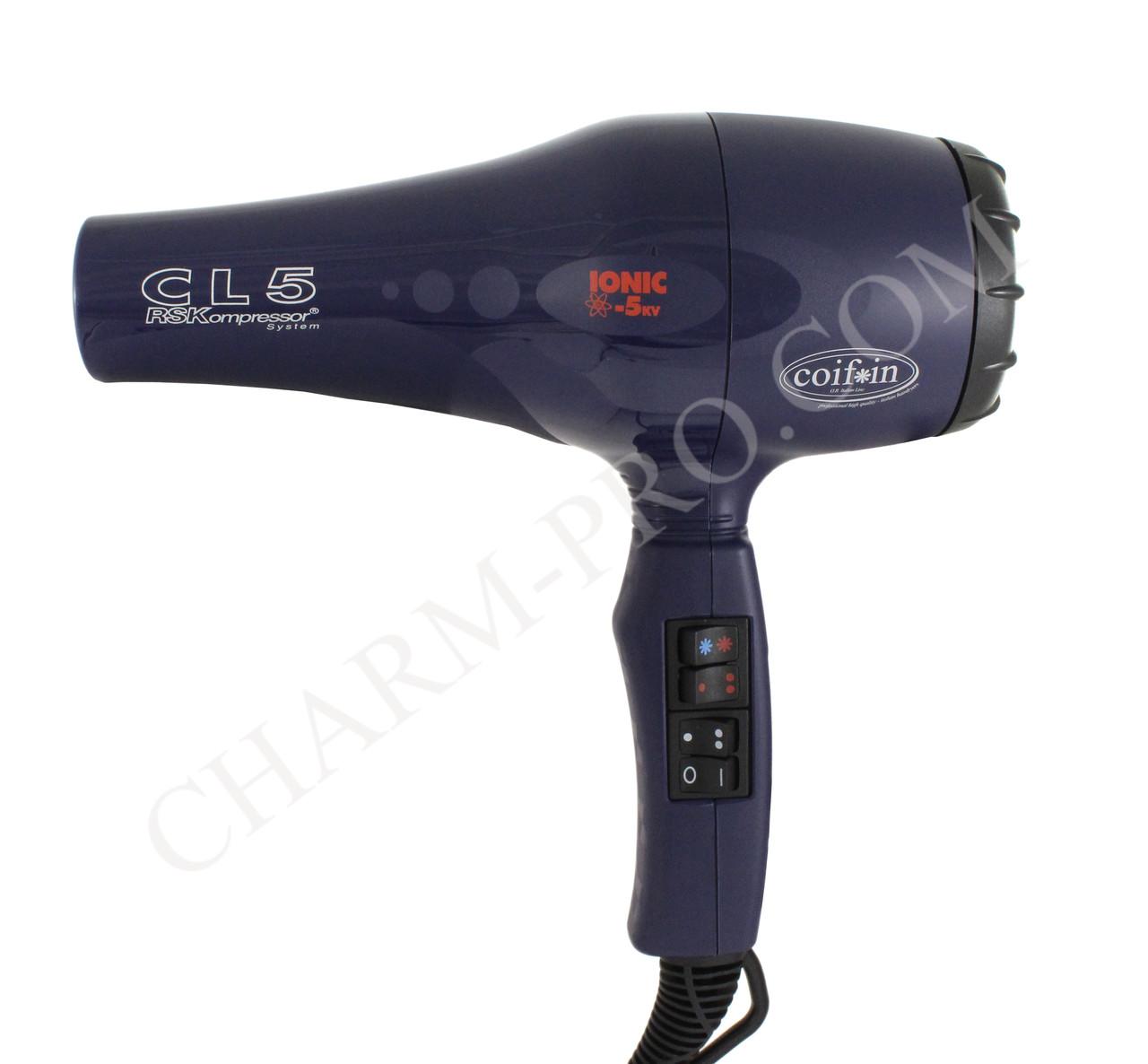 Фен для укладки волос Coifin CL5R ionic (2100W) - Интернет-магазин  Очарование в 942767d29fe80
