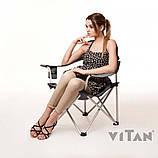 """Кресло Vitan """"Берег"""" (коричнево-бежевое), фото 3"""