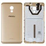 Задня кришка батареї Meizu Pro 6 Plus, золотиста