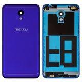 Задня кришка батареї Meizu М6, синя