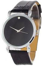 Наручные женские часы 1350-1 Black/Silver/Black реплика