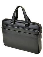 PODIUM Сумка Мужская Портфель кожаный BRETTON BE 1603-1 black
