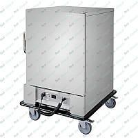 Банкетная тележка тепловая GGM Gastro BWC511