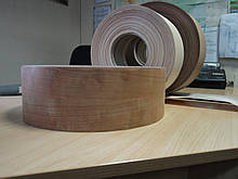 Дублированный шпон сапели, макоре 130мм