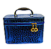 Косметичка чемодан для косметики маленькая