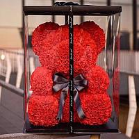 Ведмідь із троянд (3D ведмідь), фото 1