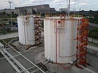 Резервуары для хранения ГСМ и других жидкостей, с гарантией 5 лет, опыт 20 лет Монтаж резервуаров РВС от 100 д