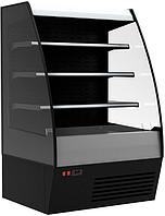 Холодильный стеллаж Carboma 1600/875 ВХСп-1,0/1,3/1,9