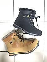 Зимние детские ботинки для мальчиков Размеры 32-37, фото 1