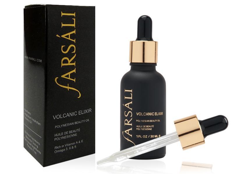 Масло для макияжа Farsali Volcanic Elixir