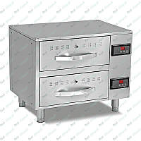 Шкаф тепловой GGM Gastro WSE2S