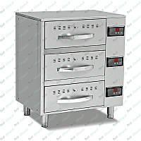 Шкаф тепловой GGM Gastro WSE3S