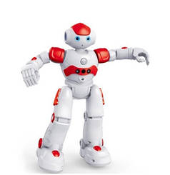 Робот на пульте управления радиоуправляемая игрушка Mechanics белый